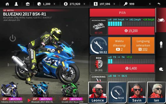 Real Moto 2 screenshot 2