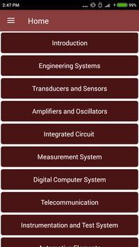 Electronics Engineering screenshot 2