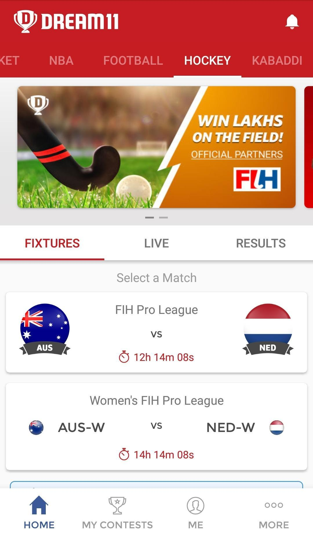 Dream11 for Android - APK Download
