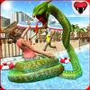 Dragon Snake Beach & City Attack Simulator 2020 ikon
