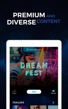 The Dream VR تصوير الشاشة 6