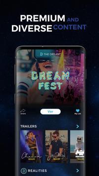 The Dream VR الملصق