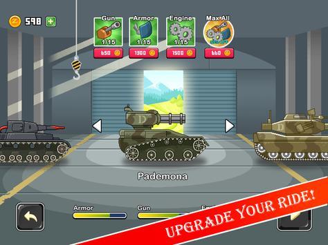 Funny Tanks screenshot 9