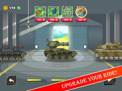 Funny Tanks screenshot 12