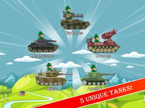 Funny Tanks screenshot 14