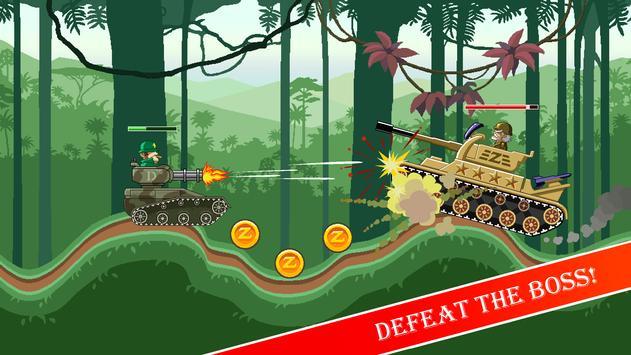 Funny Tanks screenshot 1