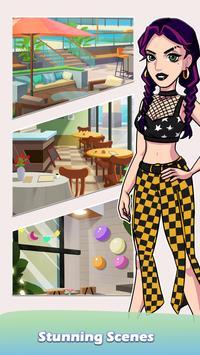 Vlinder Story:Dress up Games, Fashion Dolls screenshot 13