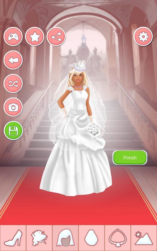 juegos de vestir novias for android - apk download