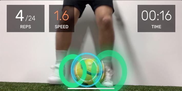 DribbleUp Soccer screenshot 3