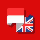 Kamus Inggris (Kamusku)-icoon