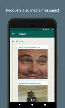 WAMR screenshot 2