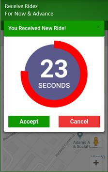 QuickRyde  Driver screenshot 2