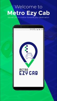 Metro Ezy Cab Driver poster