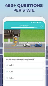 DMV Practice Test 2019 by Zutobi screenshot 2