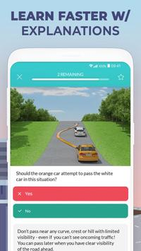 DMV Practice Test 2019 by Zutobi screenshot 4