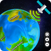 GPS Navigation Earth Map & GPS Direction Tracking icon