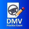 DMV Permit Practice Test 2021 : All US states ícone