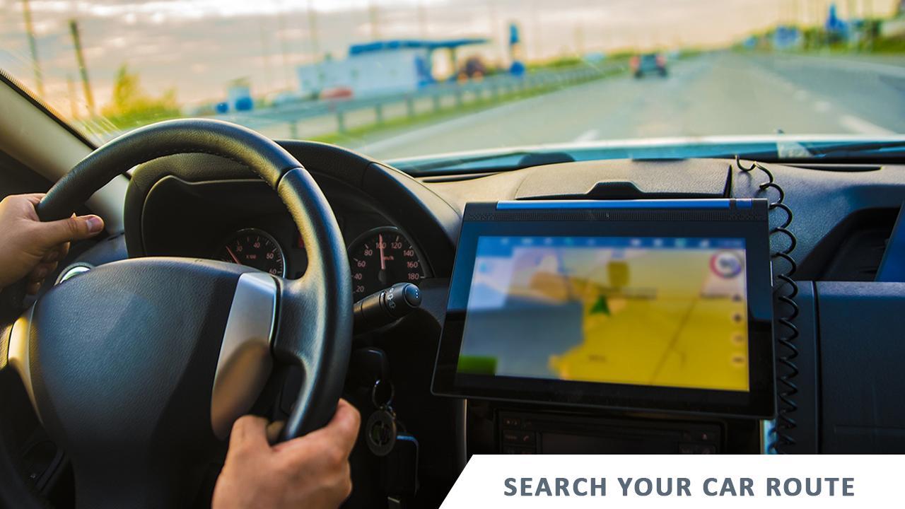 Car Directions,Voice Navigation Map Traffic Street pour ... on car services, car trip, car history, car world bugatti veyron, car road map, car map parts, car driving map,