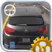 Real City Citroen Driving Simulator 2019 icon