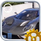 Real City Ford Driving Simulator 2019 icon