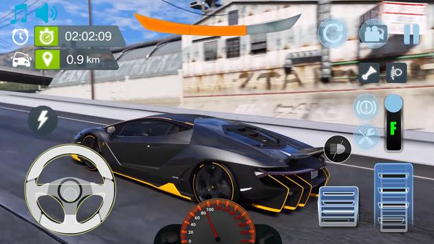 Real City Lamborghini Driving Simulator 2019 For Android Apk Download