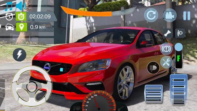 Real City Volvo Driving Simulator 2019 poster