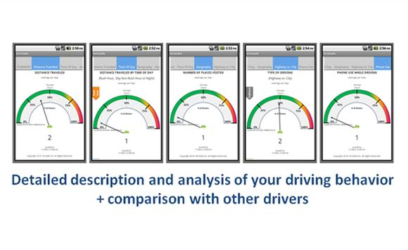 DrivSafe screenshot 2