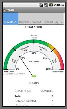 DrivSafe screenshot 6