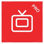 电视迷PRO - TV App 香港,台湾, 中国大陆等 icon
