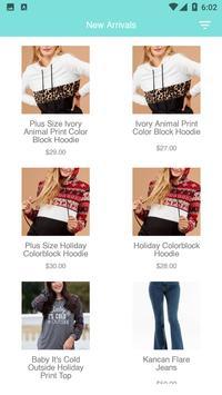 Winsome Boutique screenshot 1