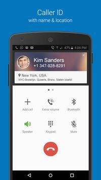 Anrufer-ID & Nummernfinder Screenshot 1