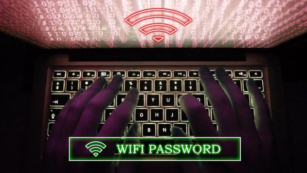 Wifi Password Hacker Prank screenshot 1
