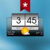 3D Flip Clock & Weather Ad-free アイコン