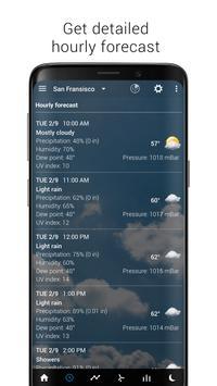 3D Flip Clock & Weather 스크린샷 5