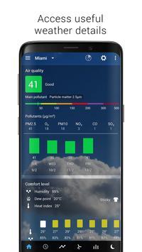 3D Sense Clock & Weather 스크린샷 2