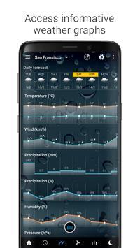 3D Sense Clock & Weather 스크린샷 4