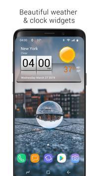 3D Sense Clock & Weather 스크린샷 8