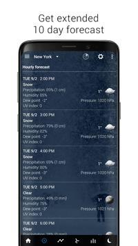 13 Schermata Digital Clock & World Weather