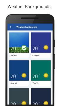 Digital clock & world weather captura de pantalla 15