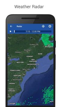 Digital clock & world weather captura de pantalla 4