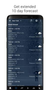 5 Schermata Digital Clock & World Weather