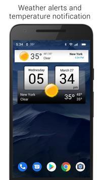 Digital clock & world weather captura de pantalla 9