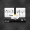 Sense V2 Flip Clock & Weather 아이콘