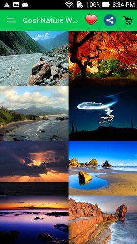 Cool nature wallpapers for android apk download - Nature wallpaper apk ...