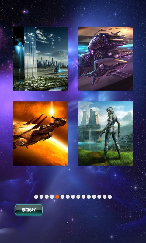 Sci-Fi Puzzles poster