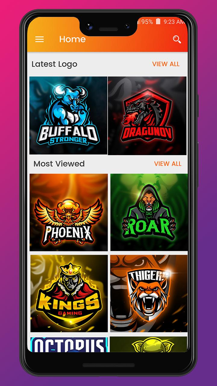 Gaming Logo Ideas For Android Apk Download