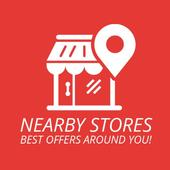 NearbyStores - Best Offers Around You ! icon