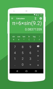 Mathe Formeln : Taschenrechner Screenshot 5