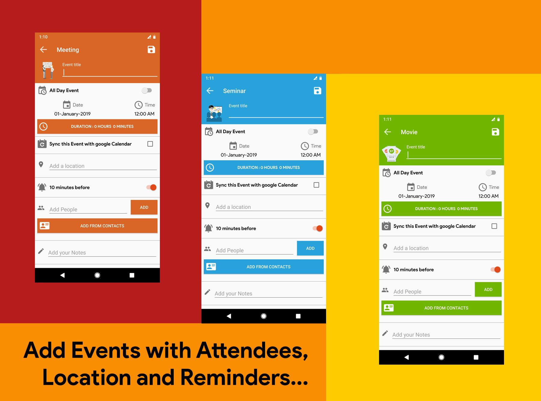 Calendar For Android Apk Download