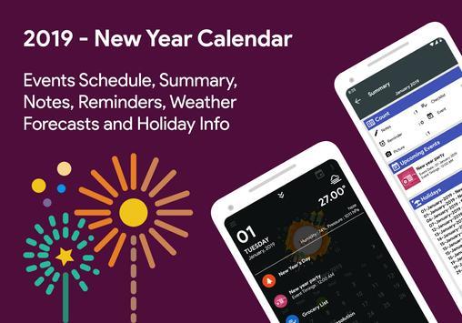 Calendar screenshot 8